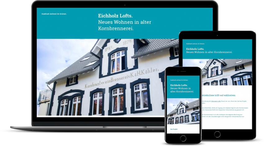 Responsive Onepager